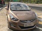 Cần bán xe Hyundai Elantra 1.6 AT sản xuất 2015, màu nâu, xe nhập