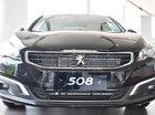 Bán xe Peugeot 508 1.6 AT năm 2015, màu đen, nhập khẩu nguyên chiếc