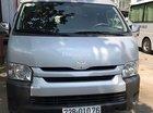 Bán Toyota Hiace 2.5 sản xuất năm 2014, màu bạc, nhập khẩu