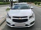 Bán Chevrolet Cruze LTZ 2016 màu trắng, xe đẹp như mới, xe gia đình