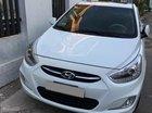 Bán Hyundai Accent 2015 tự động, màu trắng, thể thao đẹp