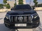Toyota Prado SX 2018 xe đẹp như mơ, thơm mùi mới, xe nhập chính hãng. Liên hệ Mr Trung 0963 895 885