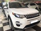 Bán ô tô LandRover Discovery HSE đời 2015, màu trắng, xe nhập