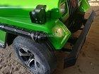 Cần bán gấp Jeep CJ năm 1995, màu xanh, xe nhập chính chủ