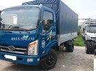 Cần bán xe Veam VT350 xe tải 3.5T, thùng dài 4.8m, sản xuất năm 2018, hỗ trợ trả góp lãi suất thấp