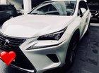 Cần bán xe Lexus NX 300 đời 2017, màu trắng, nhập khẩu nguyên chiếc