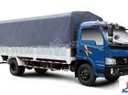 Cần bán xe Veam VT650, thùng dài 6.2m, hỗ trợ trả góp lãi suất thấp