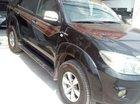 Bán xe Toyota Fortuner năm sản xuất 2007, màu đen, giá tốt