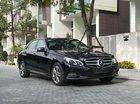 Bán Mercedes sản xuất năm 2014, màu đen, nội thất nâu hạt dẻ