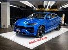 Bán Lamborghini Urus Model 2019, màu xanh, nhập khẩu mới 100%