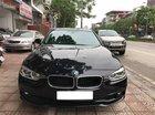 Bán BMW 320i LCI model 2017 màu đen, đăng ký cuối 2017, biển Hà Nội