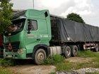 Thanh lý xe đầu kéo Howo A7 đời 2015 và Mooc thùng đời 2015