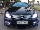 Bán Mercedes CLS500 đời 2005, màu đen, xe nhập