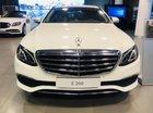 Bán Mercedes Benz E200 2018, đầu tư ban đầu 590tr sở hữu xe ngay