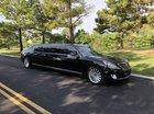Cần bán Hyundai Equus đời 2017, màu đen, xe nhập
