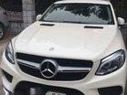 Cần bán gấp Mercedes GLE 400 4Matic 2016, màu trắng, xe nhập xe gia đình