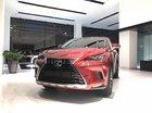 Cần bán Lexus NX 300 đời 2018, màu đỏ, mới 100% từ Lexus Nhật Bản