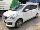 Cần bán lại xe Suzuki Ertiga sản xuất năm 2016, màu trắng, đã đi 98000 km