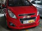 Cần bán Chevrolet Spark LTZ đời 2015, màu đỏ, xe nhập số tự động, giá 275tr