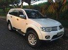 Cần bán gấp Mitsubishi Pajero đời 2013, màu trắng, nhập khẩu