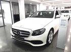 Bán xe chưa lăn bánh, giá xe cũ Mercedes E250 trắng 2018 chính hãng