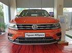 Bán Volkswagen Tiguan Tiguan All Space sản xuất 2017, màu đỏ, nhập khẩu, có xe giao ngay, khuyến mãi cực hot tháng 12