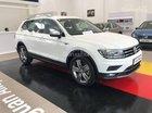 Bán ô tô Volkswagen Tiguan All Space sản xuất năm 2017, màu trắng, nhập khẩu, có xe giao ngay, khuyến mãi khủng tháng 12