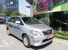 Cần bán Toyota Innova V đời 2014, màu bạc, 599 triệu, biển tỉnh xe đẹp, liên hệ 0942920132