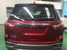 Bán xe Isuzu mu-X Prestige năm sản xuất 2018, màu đỏ, nhập khẩu