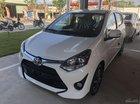 Bán xe Toyota Wigo 1.2 số sàn, đời 2019, màu trắng, xe nhập giá cạnh tranh
