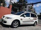 Cần bán gấp Mazda Premacy AT đời 2004, màu trắng chính chủ