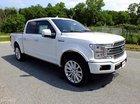 Cần bán Ford F 150 Limited đời 2018, màu trắng, nhập khẩu nguyên chiếc