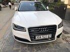 Bán Audi A8 sản xuất 2013, màu trắng, nhập khẩu