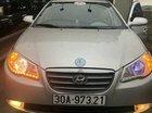 Bán Hyundai Elantra đời 2008, màu bạc số sàn, giá 215tr