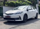 Bán xe Toyota Corolla altis 1.8E CVT 2017, màu trắng giá tốt