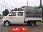 Ninh Bình bán xe tải cabin kép 5 chỗ Changan, nội thất xe hơi, giá rẻ