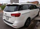 Bán xe Kia Sedona 2.2 DATH đời 2016, màu trắng, còn thương lượng cho ae thiện chí đến xem xe, có hỗ trợ trả góp