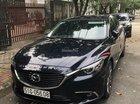 Bán Mazda 6 2.0L Premium sản xuất năm 2017, màu xanh lam như mới