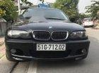 Bán BMW 3 Series 325i năm 2003, màu đen, nhập khẩu