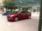 Bán lại xe Chevrolet Cruze LTZ sản xuất năm 2017, màu đỏ như mới