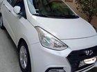 Cần bán Hyundai Grand i10 1.2 MT đời 2017, màu trắng số sàn