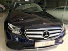 Bán xe Mercedes E250 mới màu xanh nội thất đen ở Đà Lạt, Lâm Đồng