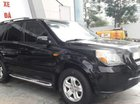 Cần bán Honda Pilot đời 2007, đăng ký 2008, màu đen, máy xăng 3.5L