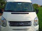 Bán xe Ford Transit Luxury năm sản xuất 2016, màu trắng chính chủ