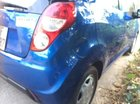 Bán Chevrolet Spark LS năm 2015, màu xanh lam, giá tốt