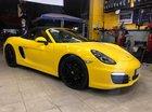 Bán ô tô Porsche Boxster sản xuất 2015 màu vàng, xe nhập, giá 3 tỷ 100 triệu