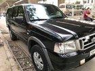 Bán xe Ford Ranger XLT sản xuất năm 2005, màu đen như mới, giá tốt