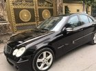 Bán Mercedes C240 đời 2004, màu đen, nhập khẩu giá cạnh tranh