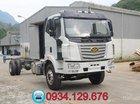 Bán xe tải Faw 7 tấn thùng 9.7 mét siêu dài - Thùng bạt, thùng kín