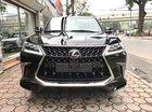 Bán ô tô Lexus LX570 MBS đời 2018, màu đen, nhập khẩu Trung Đông giá tốt - LH: 0948.256.912